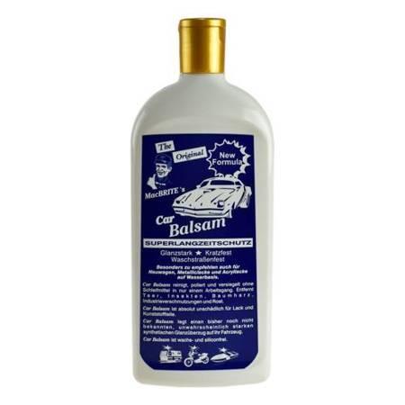 MacBrite's  Car Balsam - preparat czyszczący
