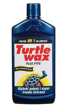 Turtle Wax wosk z teflonem PTFE - z polimerem 500ml