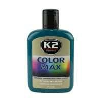 K2 Color Max wosk koloryzujący Zielony ciemny 200ml