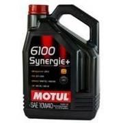 Olej silnikowy Motul 6100 Synergie+ 10W/40 5L