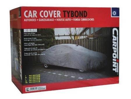 CarPoint wodoodporny pokrowiec na samochód - Plandeka S