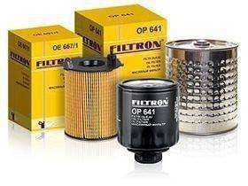 Filtr oleju OP537/2 - Fiat Stilo 1.9JTD