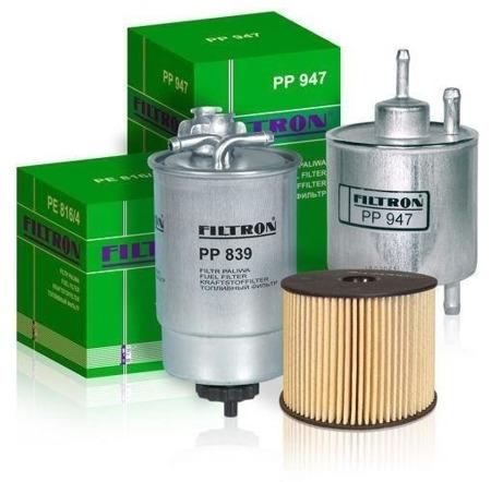 Filtr paliwa PP845 - RENAULT/SCANIA/VOLVO/AUTOSAN