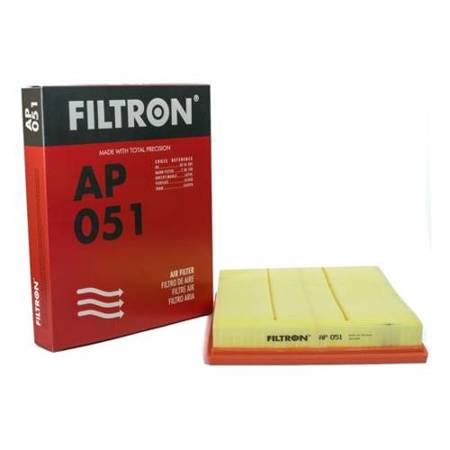 Filtr powietrza AP051 - Opel Astra II 1.4 16V,1.6, 1.6 16V,1.7TD,1.8 16V,2.0D