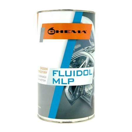 Fluidol MLP środek do konserwacji profili zamkniętych 1,5kg
