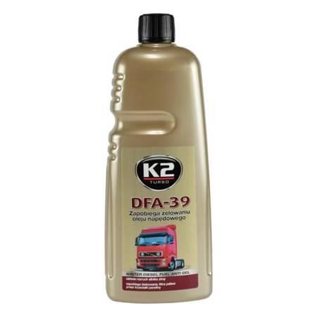 K2 DFA depresator do Diesla / ON zapobiega żelowaniu -39°C 1L