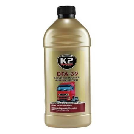 K2 DFA depresator do Diesla / ON zapobiega żelowaniu -39°C 500ml