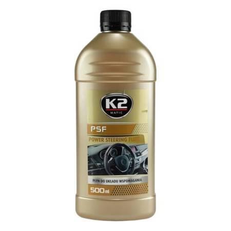 K2 PSF Power Steering płyn do wspomagania układu kierownicy 500ml