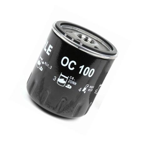 Knecht filtr oleju OC100 - Peugeot 1.1-2.0B 1.8-2.1D/TD 95->