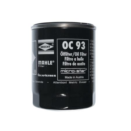 Knecht filtr oleju OC93 - Opel 1,6D/1,7D