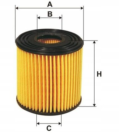 Knecht filtr oleju OX192D ECO - Nissan 2.2DI 01-