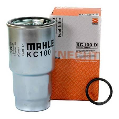 Knecht filtr paliwa KC100 -  Mazda 323F 2,0D/TD, 626/ TOYOTA D4-D