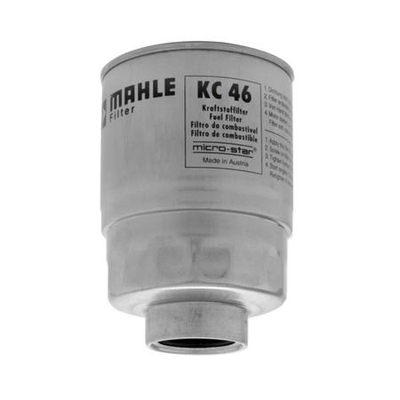 Knecht filtr paliwa KC46 - Mazda 323 1,8D ->89 Isuzu Midi 2.0/2.2 D Mitsubishi
