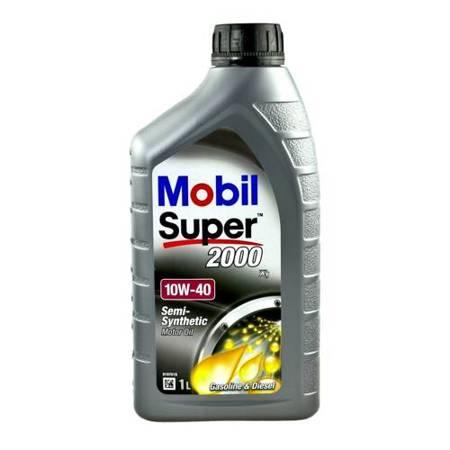 Olej Mobil Super 2000 X1 10W40 1L