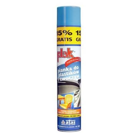 Plak Practical Line pianka do czyszczenia tworzyw i plastiku 500ml