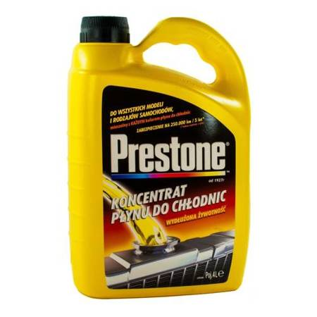 Prestone Koncentrat płynu do chłodnic  4L