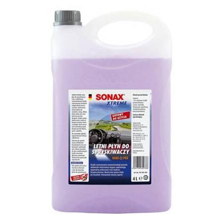 SONAX Xtreme - gotowy letni płyn do spryskiwaczy 4L