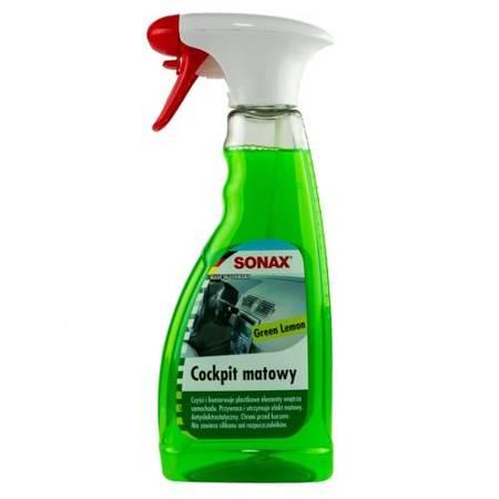 Sonax kokpit matowy - atomizer Lemon Fresh 500ml