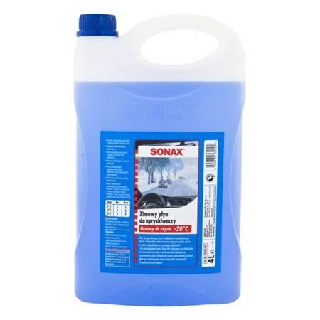 Sonax zimowy płyn do spryskiwaczy -20°C 4L