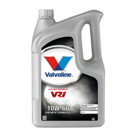 Valvoline VR1 Racing 10W/60 5L