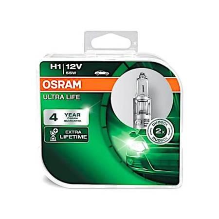 Żarówka H1 Osram Ultra Life wydłużona żywotność 2szt